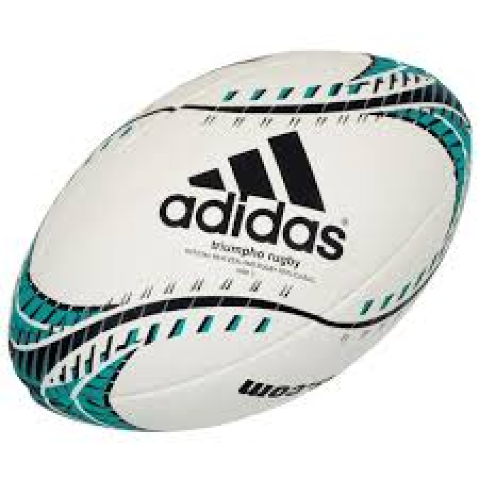 Ballon de rugby test