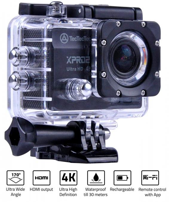 Caméra Sport 4K Ultra HD Wifi