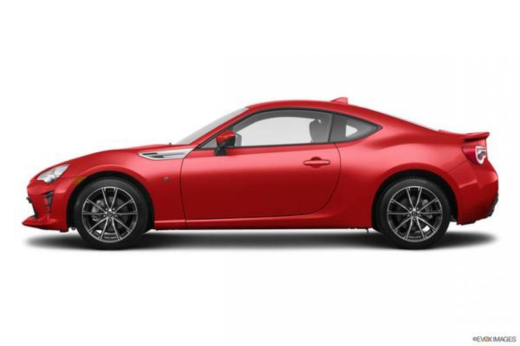 Toyota 86 test